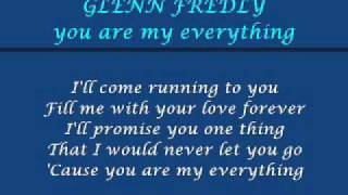 Glenn Fredly - You Are My Everything (ft. Red)