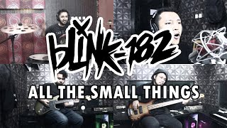 Sanca Records - All The Small Things (Cover)